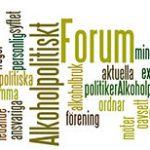 Alkoholpolitiskt forum